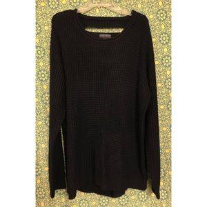 NWOT: f21+ Slit Back Sweater, 3X