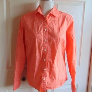 Medium J.Crew Haberdashery Button Down Top