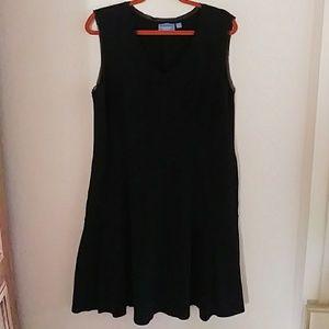 Simply Vera black casual dresses