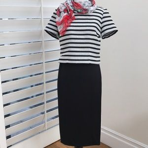 Pencil Skirt By Express