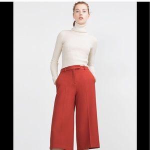 Zara Crop Pants