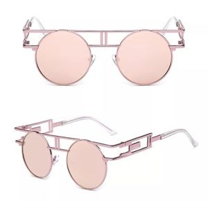 Technologic Mirror Rose Gold Polarized Sunglasses
