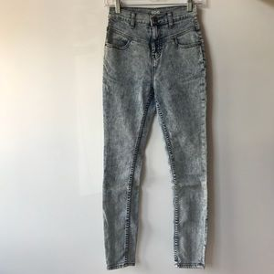 Urban Outfitters BDG High Rise Seam Jean Ankle