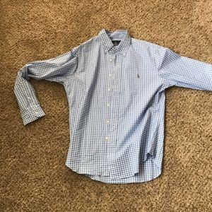 Ralph Lauren Mens Oxford - Large