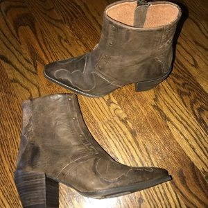 Free people ankle boots. Size 36. NEW!!!