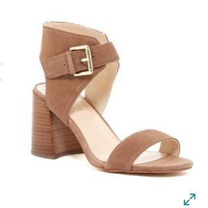 Nine West block heels sandal