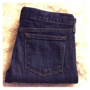 J Crew toothpick jeans sz 25