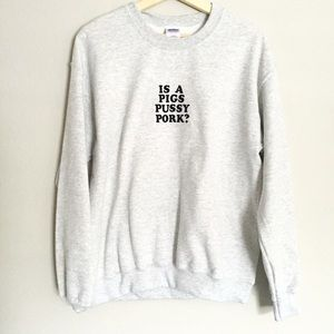 One of a Kind Witty Pullover