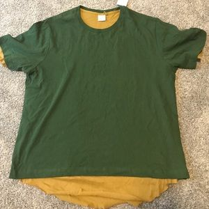 URBAN OUTFITTERS 2-1 TEE
