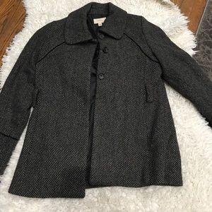 Merona wool dress coat