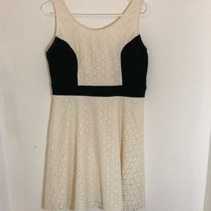 Dress to be paired with leggings