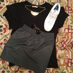 American Apparel Skater Skirt in Size Medium