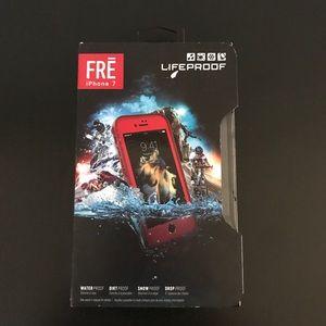 Lifeproof FRE iPhone 7 case