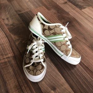 {Coach} Signature Folly Sneaker