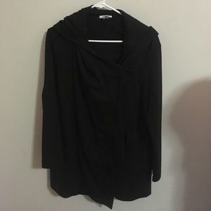 Black Helmut Lang jacket (size large)