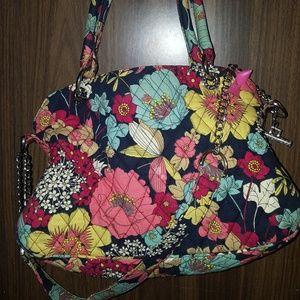 Vera Bradley bowling bag purse