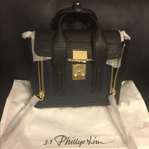 3.1 Philip Lim mini pashli, brand new .