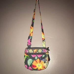 Vera Bradley adjustable side purse ! NWOT