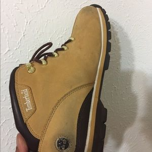 Timberland size 10 mens shoes