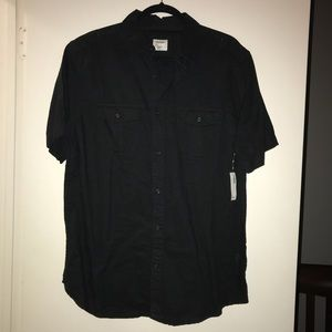 Old Navy Linen Button Down
