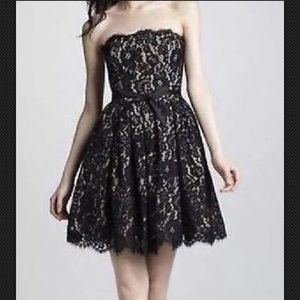 Robert Rodriguez for Target Black Lace Party Dress