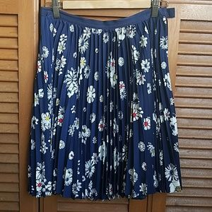 Jason Wu for Target Floral Pleated Skirt