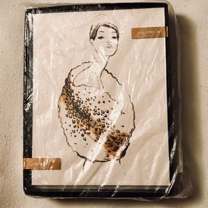 NWT Garance Dore Collection Set of 8 Blank Cards