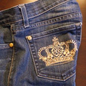 Rock and Republic Cassandra Denim jeans sz 29