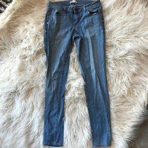 F21 Skinny Jean