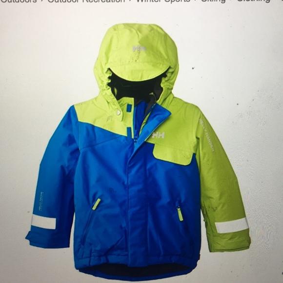 d339f395 Helly Hansen Jackets & Coats | Jelly Hansen Kids Rider Insulated ...