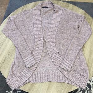 Brandy Melville Pink Knit Cardigan