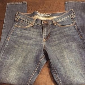 Old Navy The Sweetheart Jeans - Size 6R