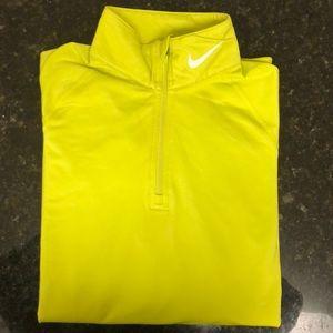 Nike Half Zip Jacket Base Layer Turtleneck