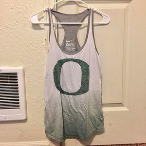 Nike Oregon Ducks tank