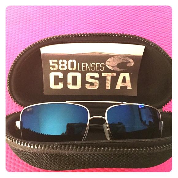 7852a92b6f14e Costa Del Mar Other - Costa Del Mar Sunglasses North Turn