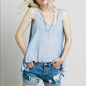 Free people swing cami