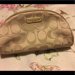 💥SALE COACH SMALL BEAUTY BAG