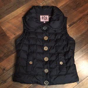 Juicy Couture Down Vest