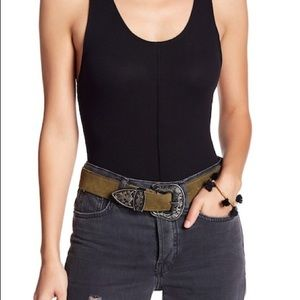 NWT Free People Flip Side Cami