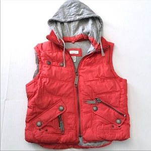 € Maurices Puffy vest with pockets K40