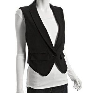 BCBGMAXARZIA black vest NWOT