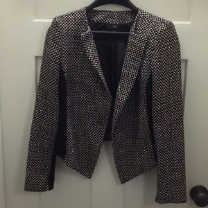 Mossimo Blazer Jacket - One Button
