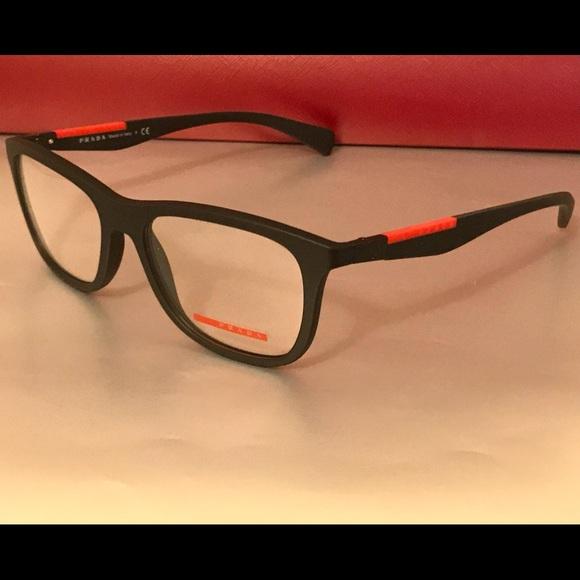 31ffa86fb0b Authentic Prada Eyeglass Frames. M 5a0f76972599fedbb001107a. Other  Accessories ...