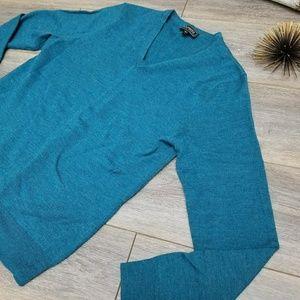 Express merino wool sweater