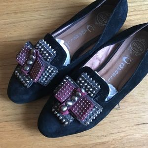 Used Jeffrey Campbell loafers size 9/8.5