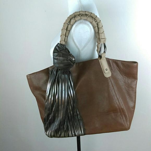 9cc3e80c07a3 🎉2X HP🎉 Halston Heritage Hobo Shoulder Bag