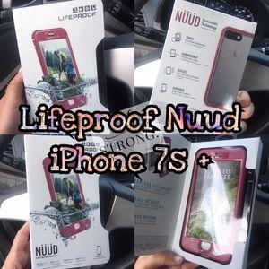 Lifeproof Nuud iPhone 7s+ Case