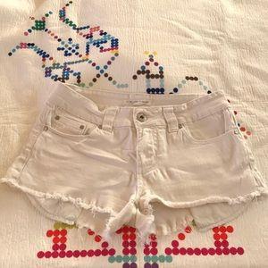 Forever 21 denim shorts!