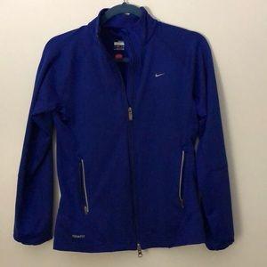 Super soft cobalt Nike FIT DRY jacket