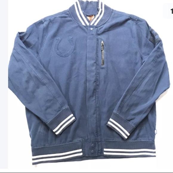 8a6ba347c NFL Nike Indianapolis Colts Football Jacket. M 5a0f7c63eaf030d3f301315a